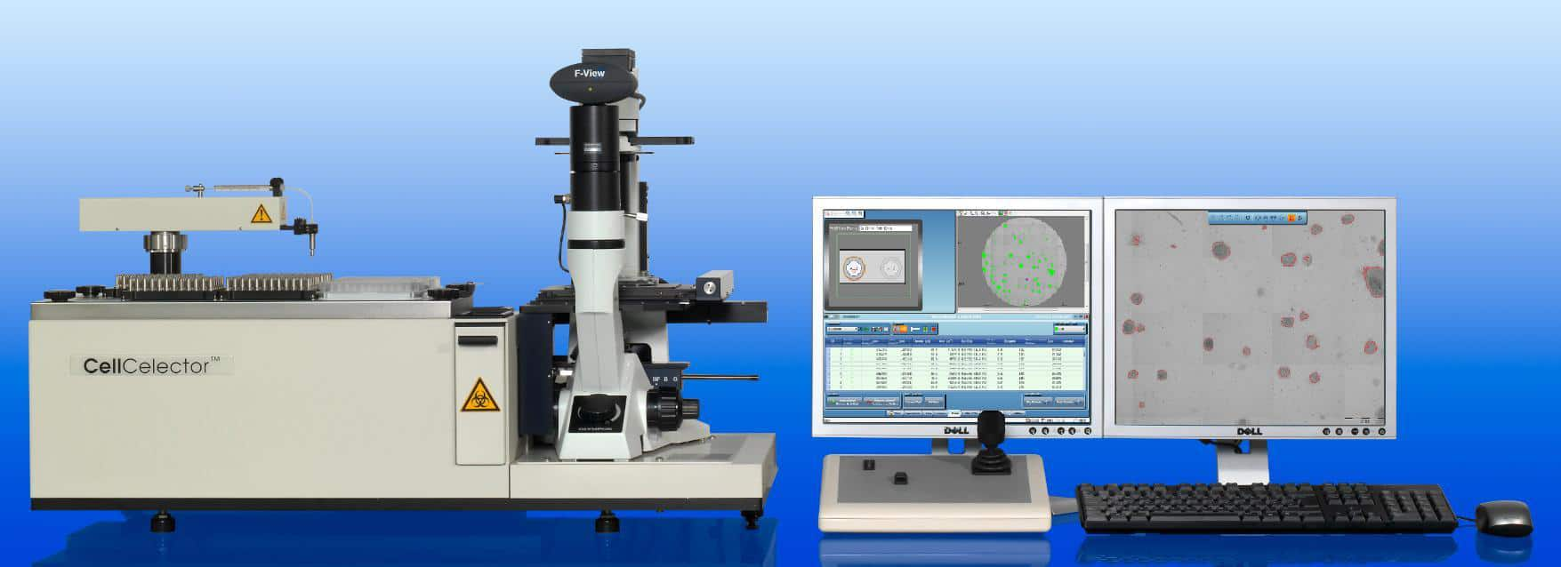 Aviso Cell Selector